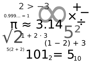 math webpage
